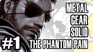 Super Best Friends Play Metal Gear Solid V - The Phantom Pain (Part 1)