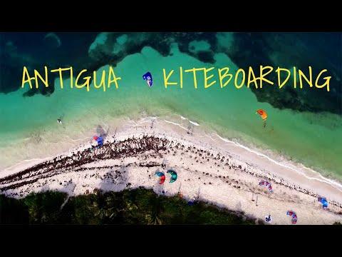 Antigua Kiteboarding Trip
