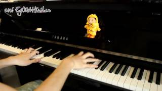 Arslan Senki Fuujin Ranbu OP tsubasa (アルスラーン戦記 風塵乱舞 OP 翼)Season2 PIANO COVER