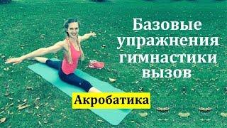 Как делать упражнения гимнастики дома - фитнес вызов