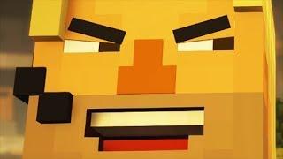Minecraft: Story Mode Season 2 Episode 5 - Do Nothing - Walkthrough Gameplay Part 2 (No Commentary)
