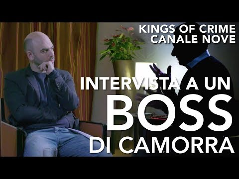 Intervista a un boss di camorra - Kings of Crime CANALE NOVE