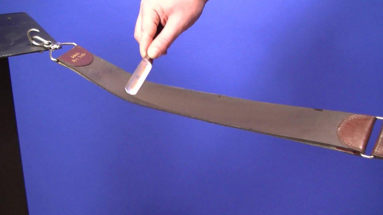 Bevorzugt Rasiermesser schärfen – Eine Anleitung ohne Geheimnisse WG65