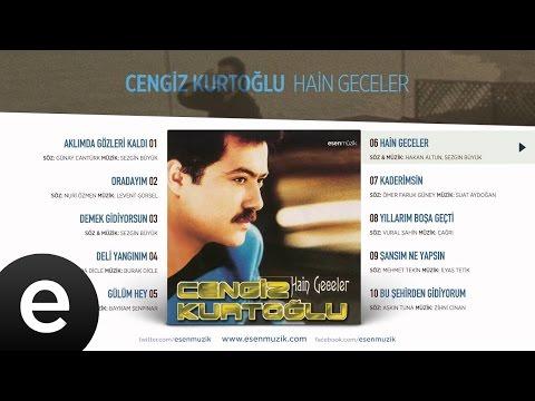 Hain Geceler (Cengiz Kurtoğlu) Official Audio #haingeceler #cengizkurtoğlu - Esen Müzik