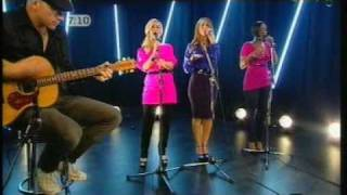Sugababes - Change - Acoustic Performance at Freshly Squeezed