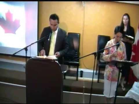 PASTOR LUIS MIGUEL MARIN  -  Y RECIBEREIS PODER