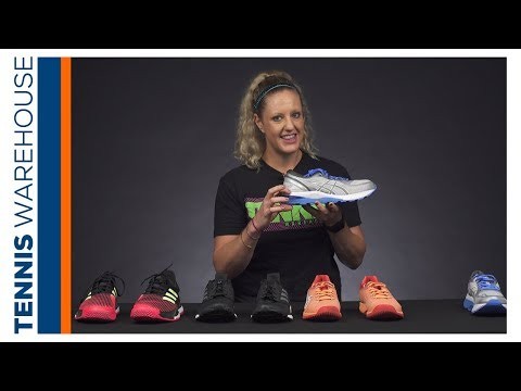 Tennis Tips: Importance of Tennis Shoes vs. Running Shoes