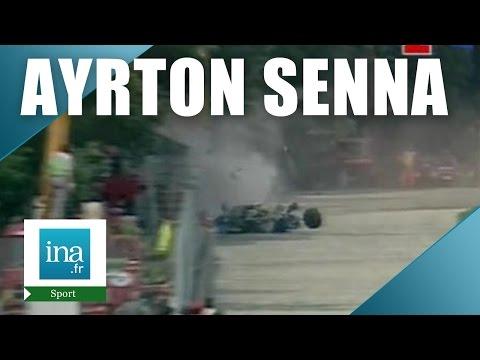 Laccident dAyrton Senna, le 1er mai 1994 | Archive INA
