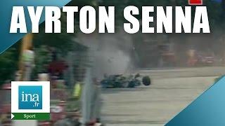 L'accident d'Ayrton Senna, le 1er mai 1994 | Archive INA