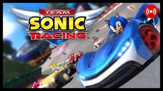 🔴 Découverte live de TEAM SONIC RACING