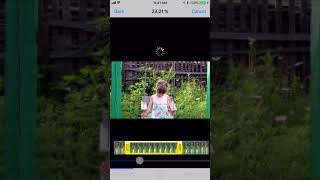 Speed up a video on iPhone & iPad - Video slow & fast speed Ramp