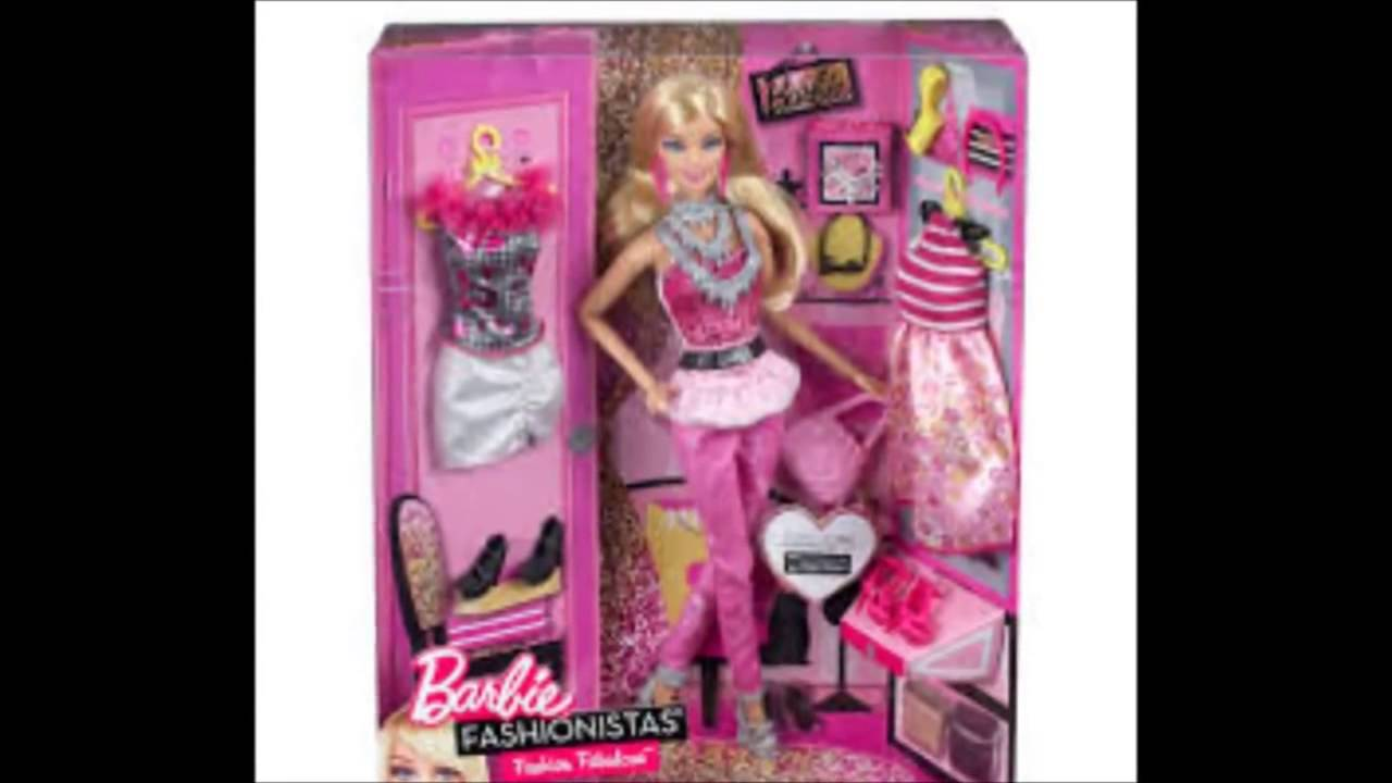 PARTY DRESS BARBIE ® DOLL. Fashion Model Collection - Barbie ...
