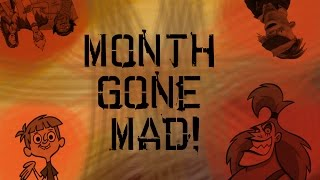 The Nicktoons Network Channel's Halloween Special: Month Gone Mad!