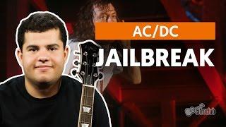 Jailbreak - AC/DC (aula de guitarra)