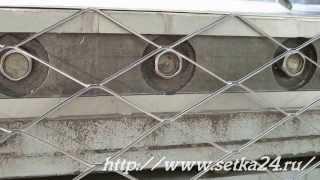 Технология производства просечно-вытяжной сетки(, 2013-10-31T13:06:05.000Z)