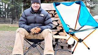 World's Best Camping Chair - REI Flex Lite 2018