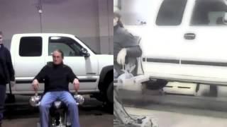 Chair For Mechanics