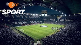 Eintracht Frankfurt: Neue Euphorie am Main   ZDF SPORTreportage