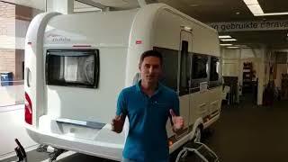 Hobby On Tour 390SF compacte caravan