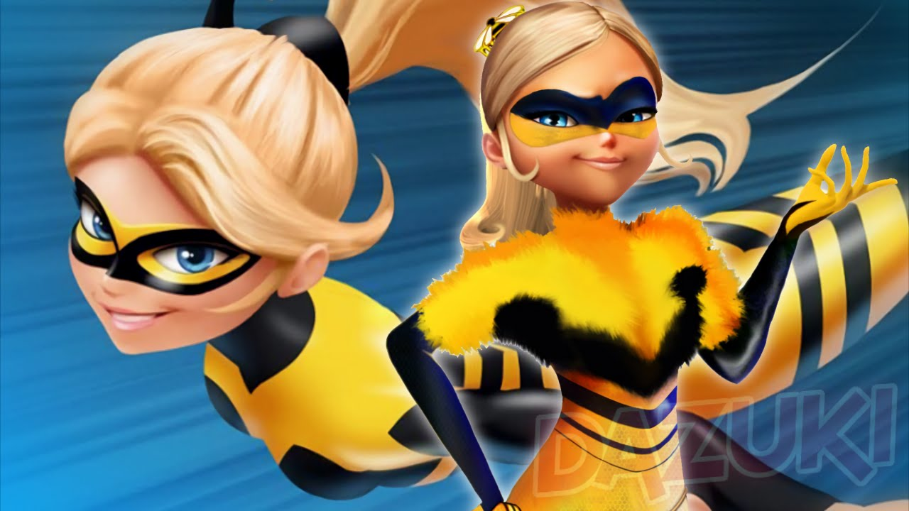 Квами пчелка леди баг и супер кот