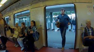 Вся Таганско-Краснопресненская линия метро, от