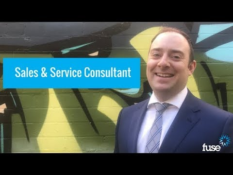 Fuse Job Opportunity: Sales & Service Consultant, Melbourne