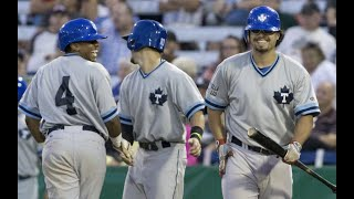 TORONTO MAPLE LEAF BASEBALL While the Jays are in Buffalo the game is still on