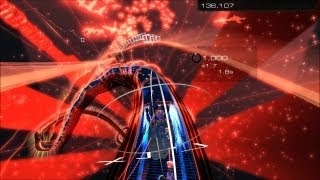 Audiosurf 2 Gameplay