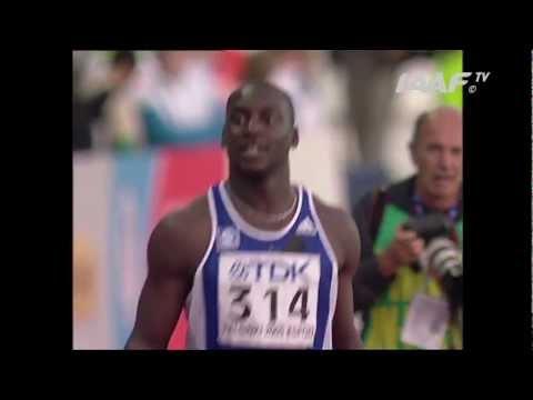 Uncut - 110m Hurdles Men Final Helsinki 2005