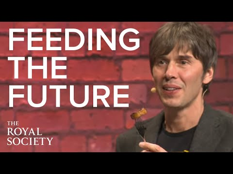 Brian Cox presents Science matters - Feeding the future