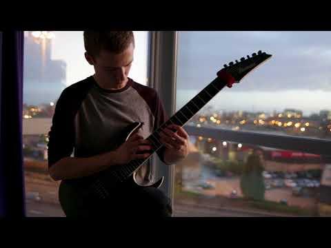 James Phillips - Resolve (Guitar Playthrough)