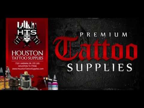 Houston Tattoo Supplies-Houston,Tx