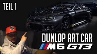 Bmw M6 Gt3 | Dunlop Art Car 2016