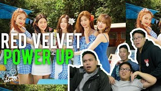 "RED VELVET ""POWER UP"" to new levels.. (MV Reaction) MP3"