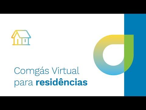 Conheça o novo Comgás Virtual para residências