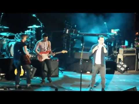 O.A.R. - Peace (Live @ Red Rocks!) - 6/22/2013 First time playing this song for anyone!