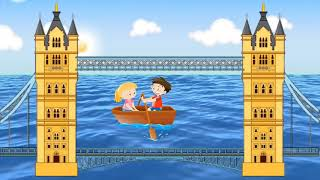 London Bridge is Falling Down Nursery Rhymes Kids Song