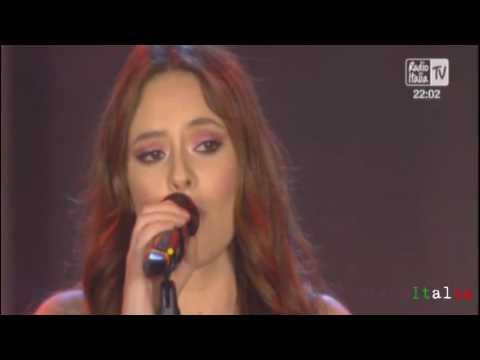 """FRANCESCA MICHIELIN - """"Il mio canto libero"""" (Radio Italia Live Il Concerto)"""