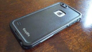 $20 iPhone 6/6s Plus EasyLife Case IP68 Waterproof Dustproof Snowproof