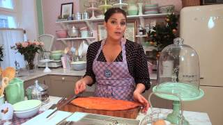 Leilas food channel - Skiva gravlax / How to slice gravlax