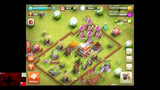 Clash of Clans - 5 Defense Wins and Machete84 on Offense plus Domo