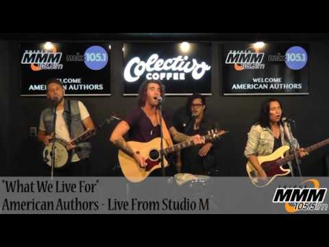 Live From Studio M - American Authors