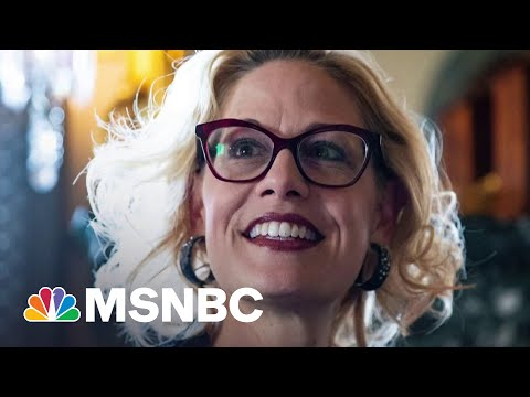 Sen. Sinema Faces Criticism From Progressives For Opposing $3.5T Price Tag