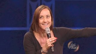 Christine Caine: The Other Woman In The Car (James Robison / LIFE Today)