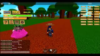 Roblox - kêu friend show skill trái gravity ( XBOX! One Piece Pirates Wrath )