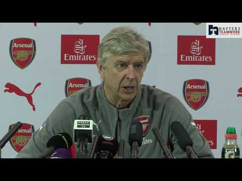 Wenger: Arsenal my preference