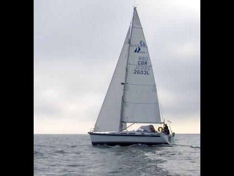 Hallberg-Rassy 372 'THE GREY SILKIE' 2009