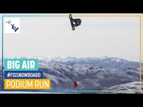Video: Chris Corning wins season-opening World Cup big air with groundbreaking 1800, Red Gerard takes second