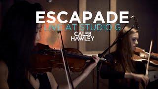 """Caleb Hawley - """"Escapade"""" Live (Janet Jackson Cover)"""