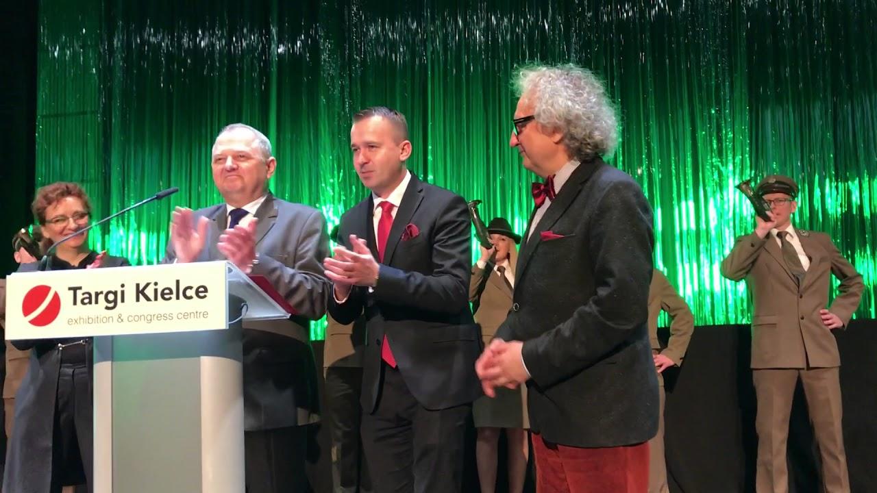 Otwarcie Targów Agrotech i Las Expo 2018 w Kielcach